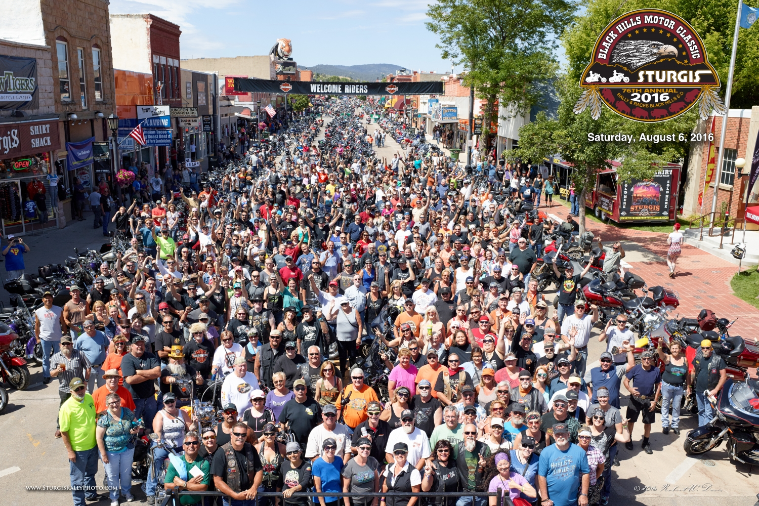 Sturgis motorcycle rally dates in Melbourne